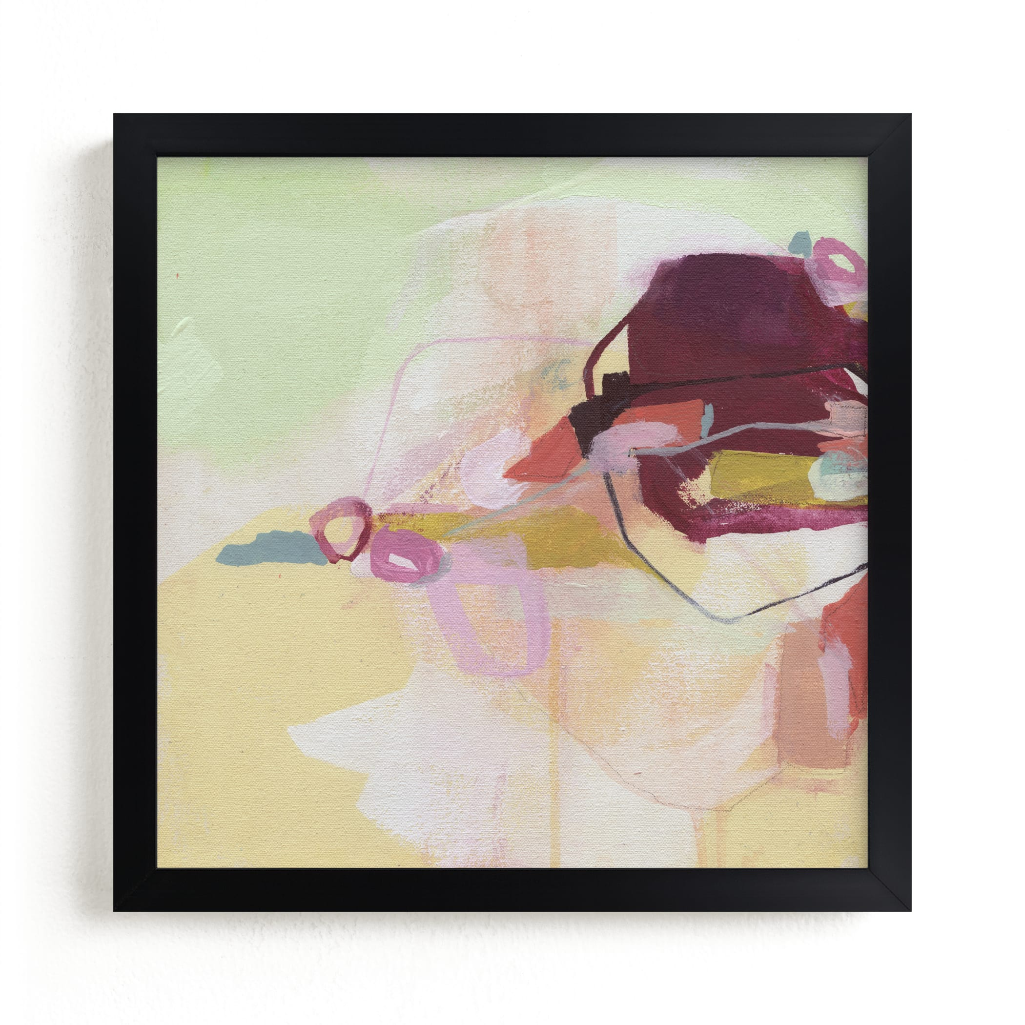 """""""Desert"""" - Limited Edition Art Print by Kirsta Benedetti in beautiful frame options and a variety of sizes."""