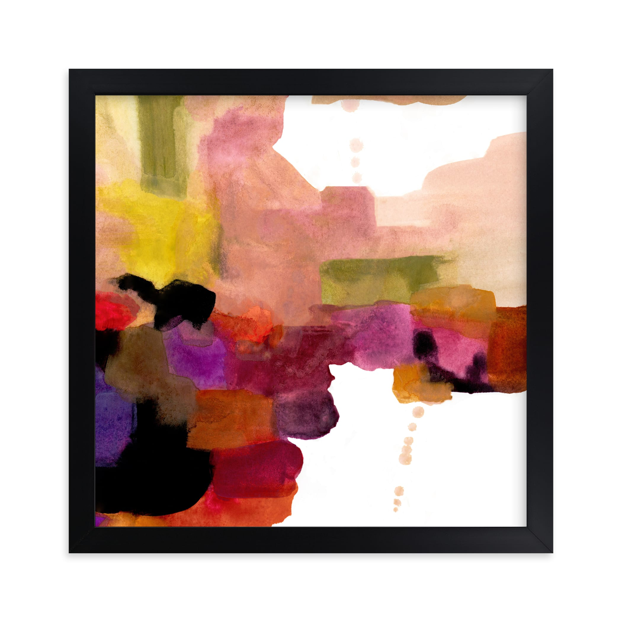"""A Ledge"" - Limited Edition Art Print by Mande Calhoun in beautiful frame options and a variety of sizes."