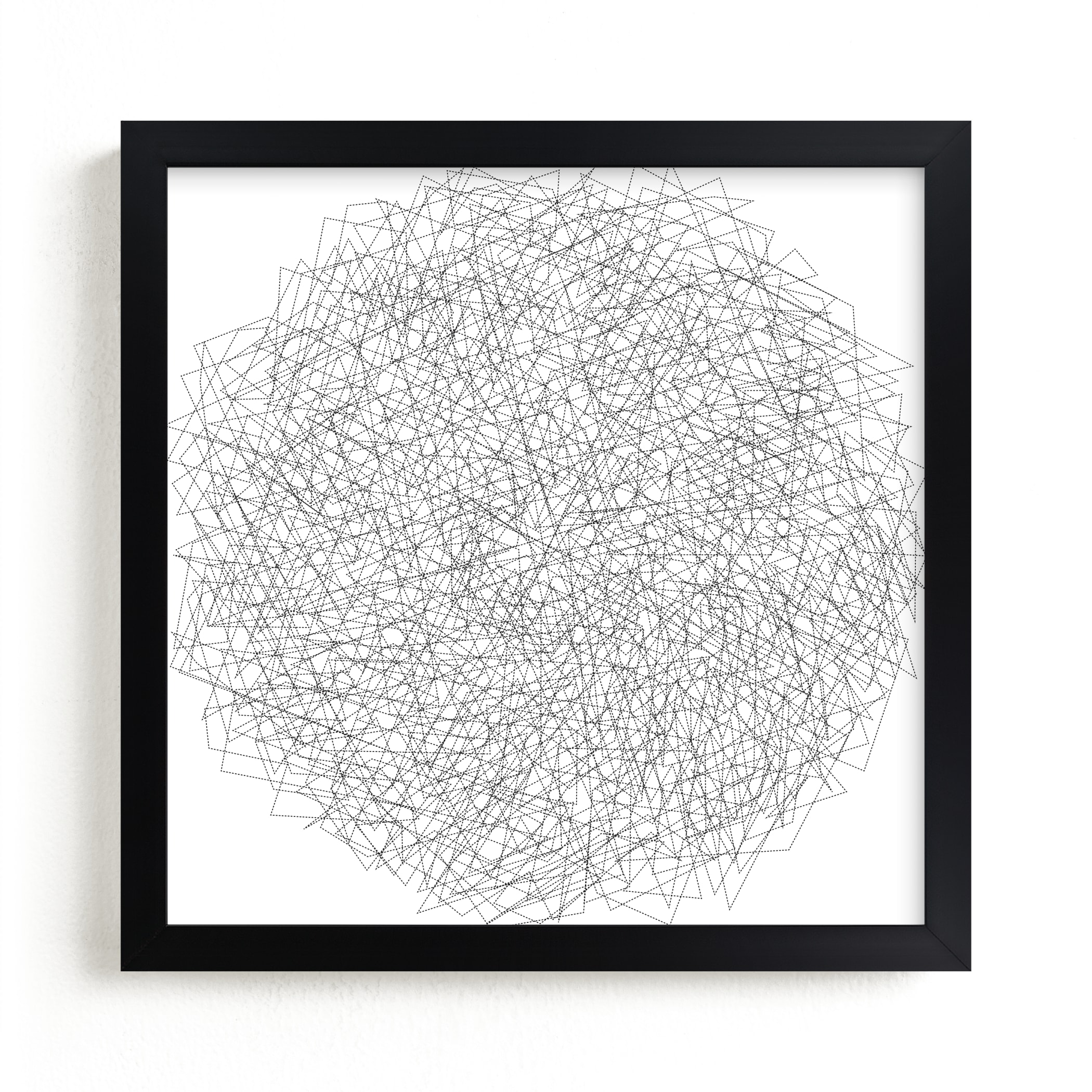 """B&W 1"" - Limited Edition Art Print by koshi in beautiful frame options and a variety of sizes."