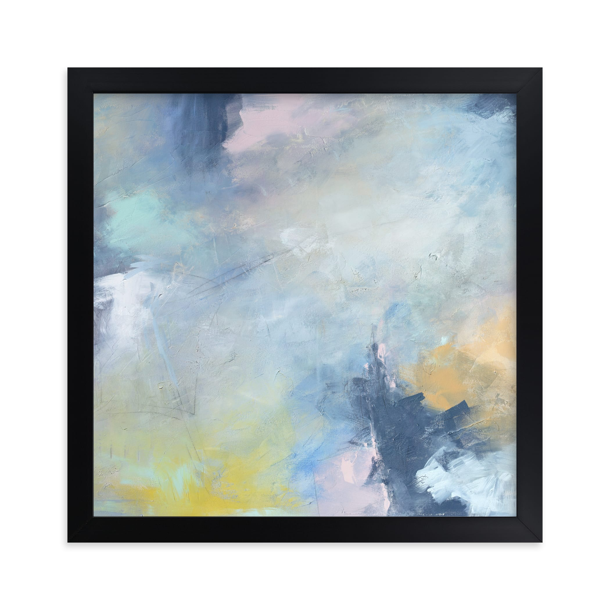 """""""Blissful Escape No. 1"""" - Limited Edition Art Print by Julia Contacessi in beautiful frame options and a variety of sizes."""