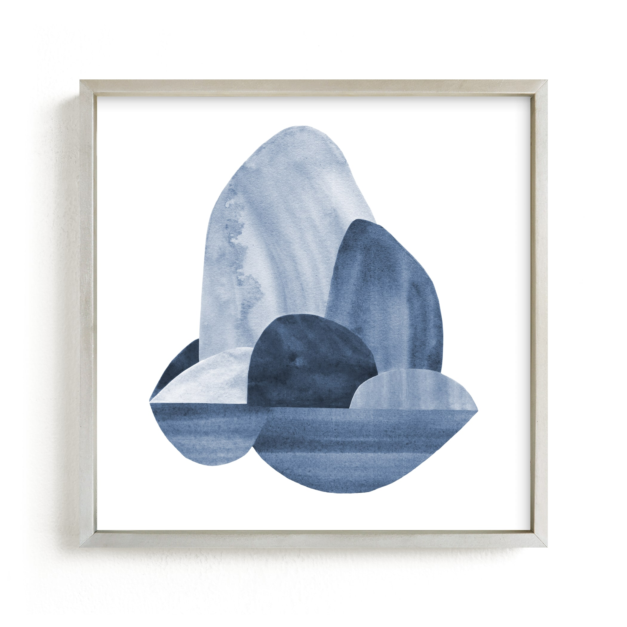 """""""Precipice 1"""" - Limited Edition Art Print by Olivia Raufman in beautiful frame options and a variety of sizes."""