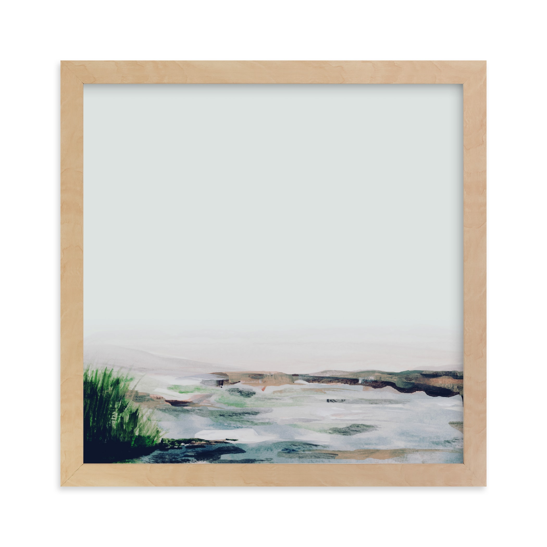 """""""Ace"""" - Limited Edition Art Print by Mande Calhoun in beautiful frame options and a variety of sizes."""