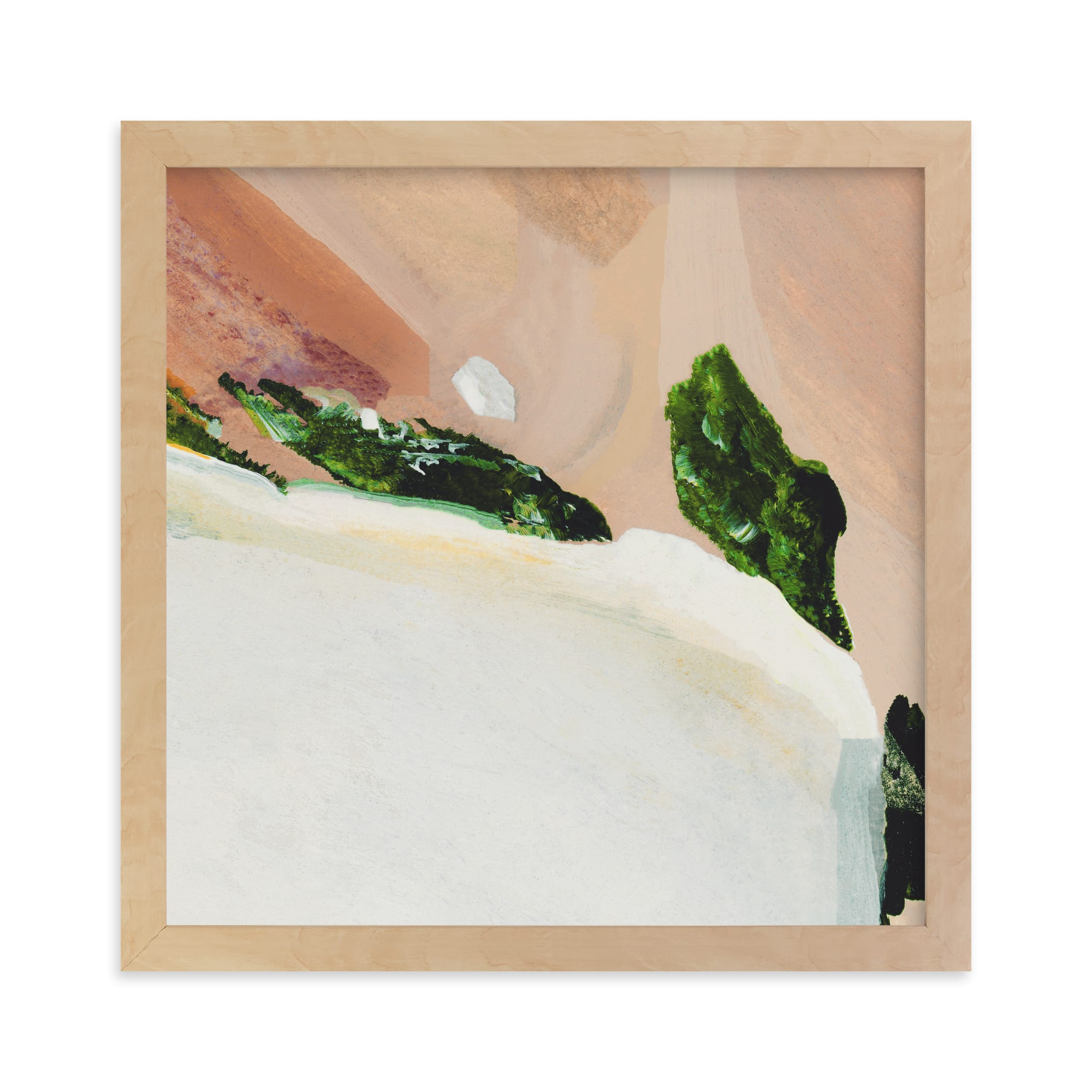 """""""Uma"""" - Limited Edition Art Print by Mande Calhoun in beautiful frame options and a variety of sizes."""