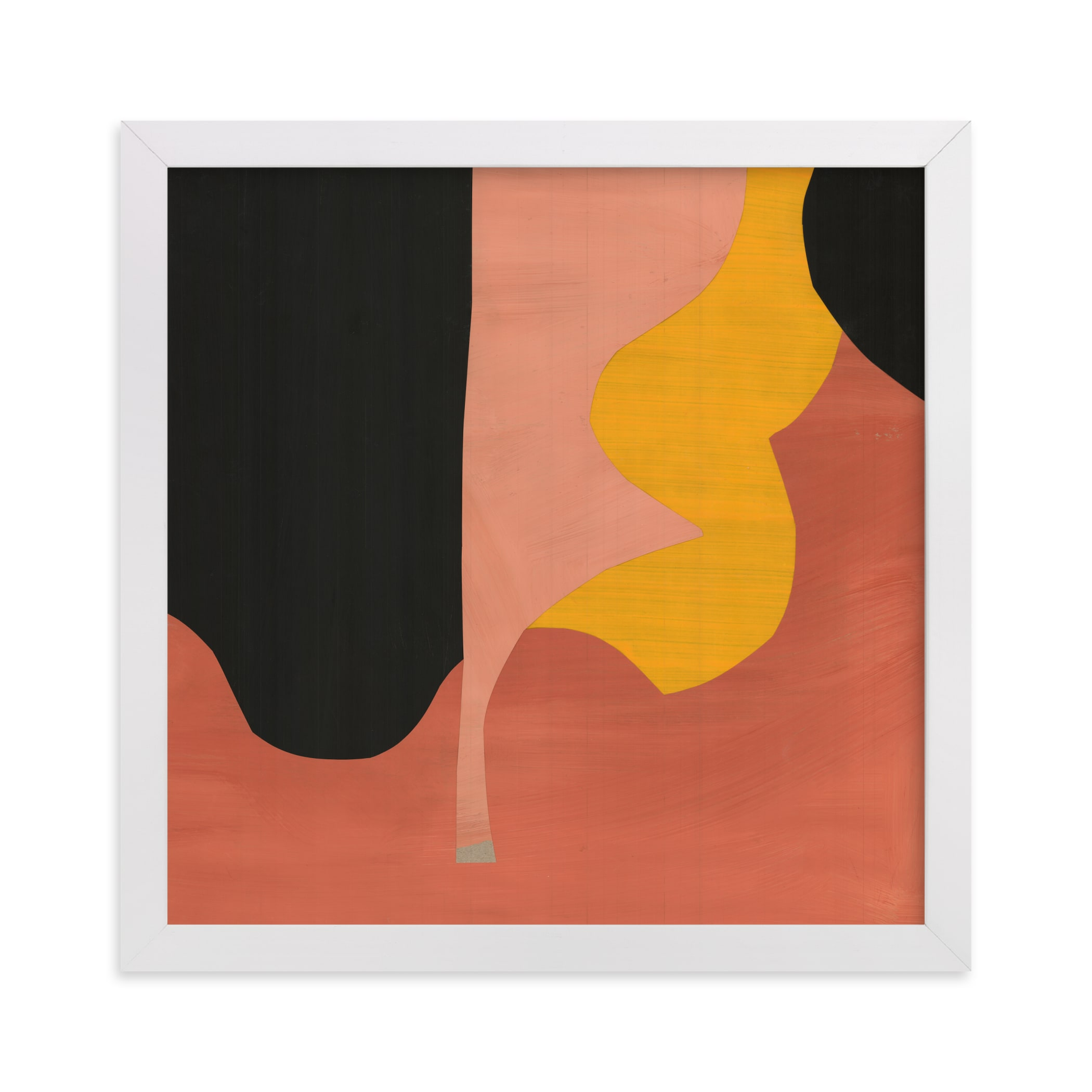 """""""Desert Dance I"""" - Limited Edition Art Print by cyrille gulassa in beautiful frame options and a variety of sizes."""