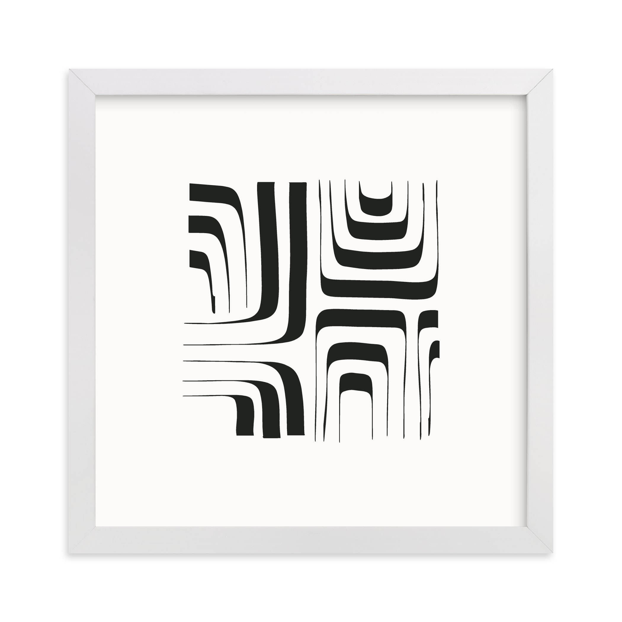 """""""Aligned"""" - Limited Edition Art Print by Jennifer Morehead in beautiful frame options and a variety of sizes."""