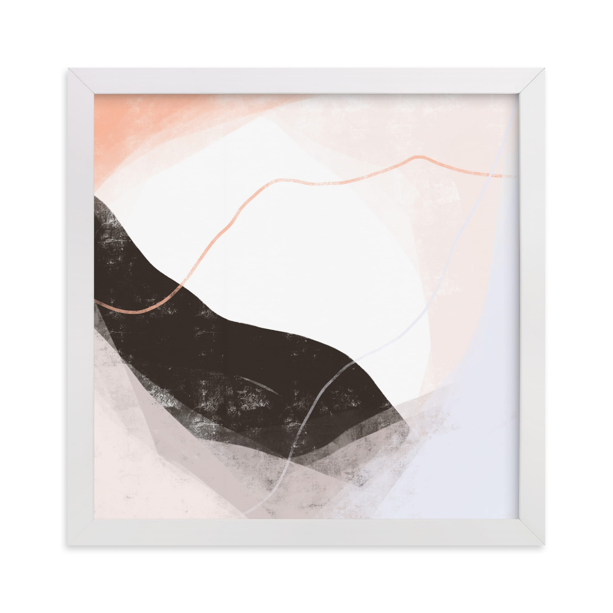 """""""Embodied 1"""" - Limited Edition Art Print by Melanie Severin in beautiful frame options and a variety of sizes."""