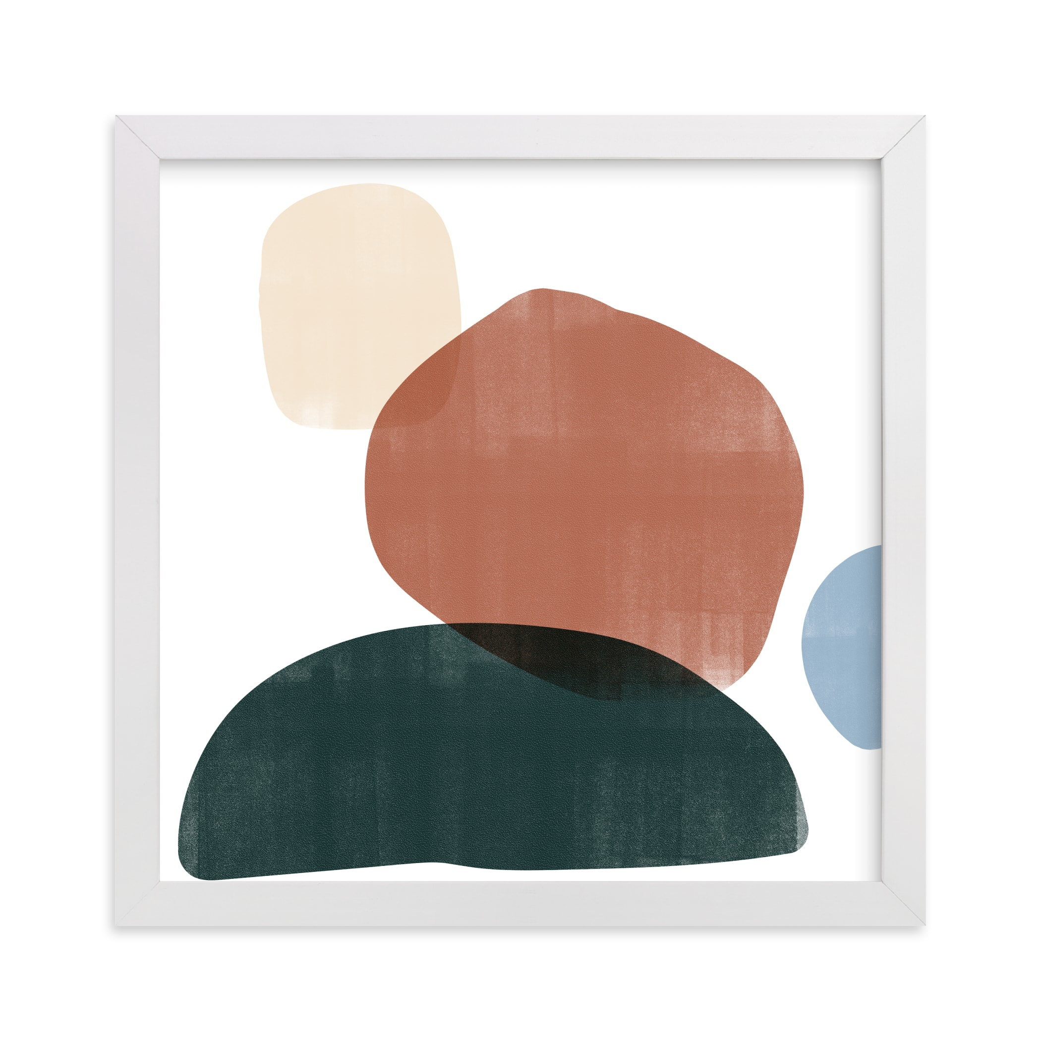 """""""Offset"""" - Limited Edition Art Print by Lindsay Stetson Thompson in beautiful frame options and a variety of sizes."""