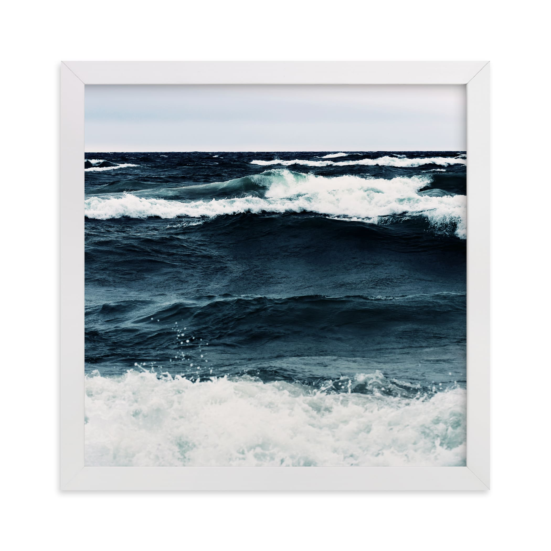 """""""Beautiful Unrest"""" - Limited Edition Art Print by ALICIA BOCK in beautiful frame options and a variety of sizes."""