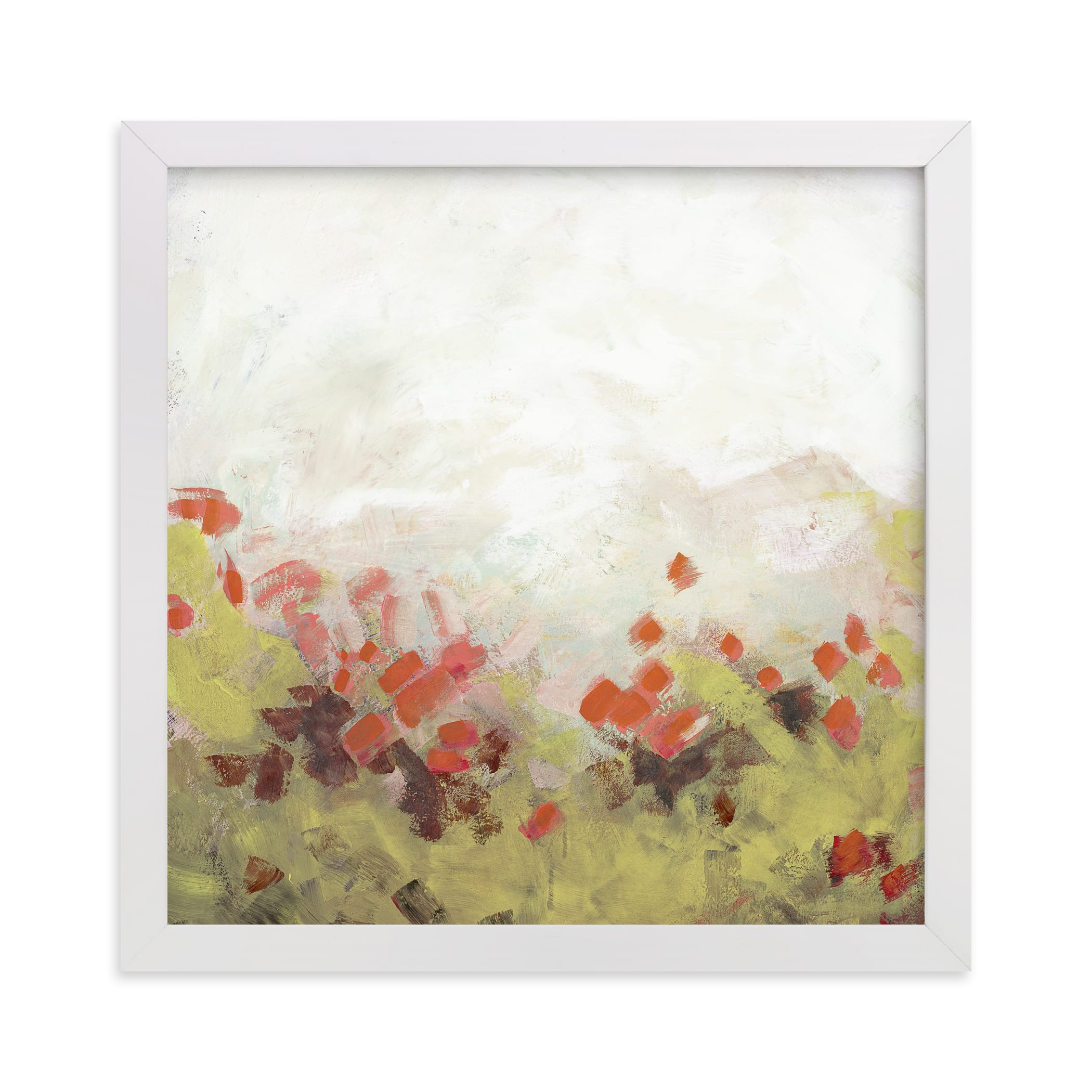 """""""Cosmos Garden"""" - Limited Edition Art Print by Lorent and Leif in beautiful frame options and a variety of sizes."""