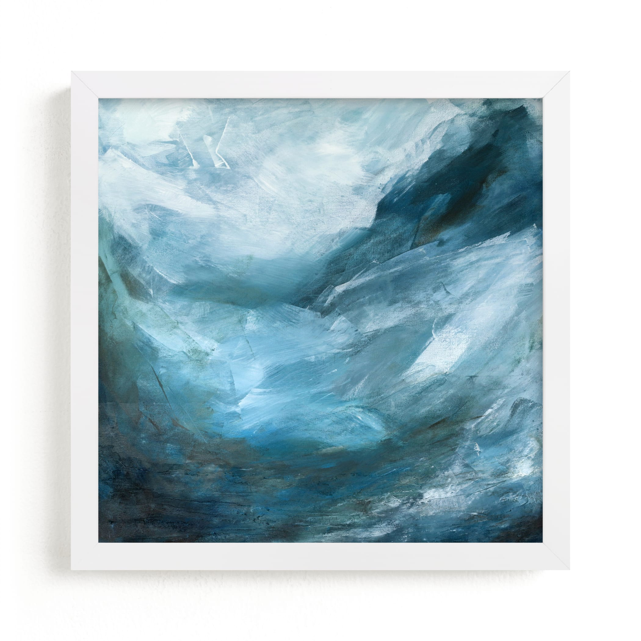 """""""Tidewater"""" - Limited Edition Art Print by Mya Bessette in beautiful frame options and a variety of sizes."""