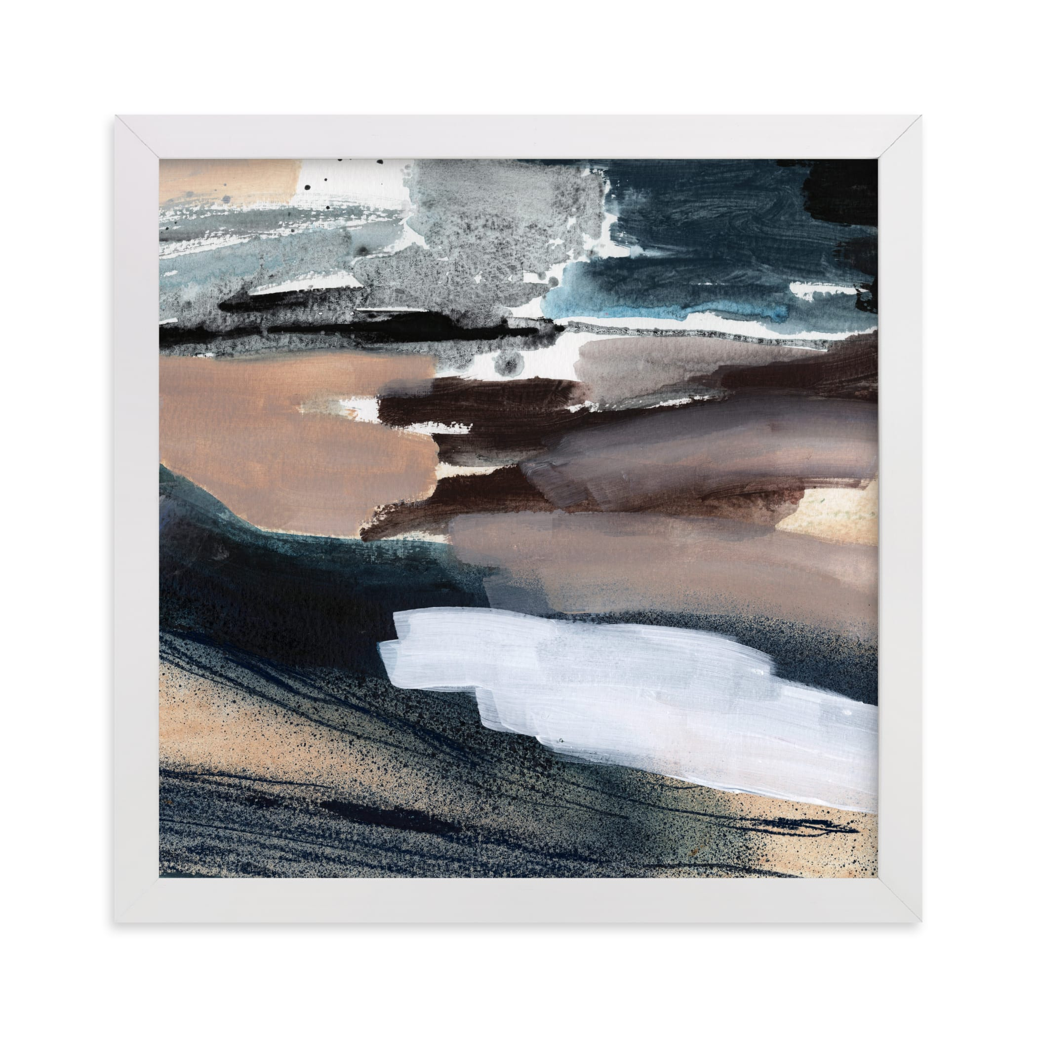 """""""Stormy Summer"""" - Limited Edition Art Print by Lauren Packard in beautiful frame options and a variety of sizes."""