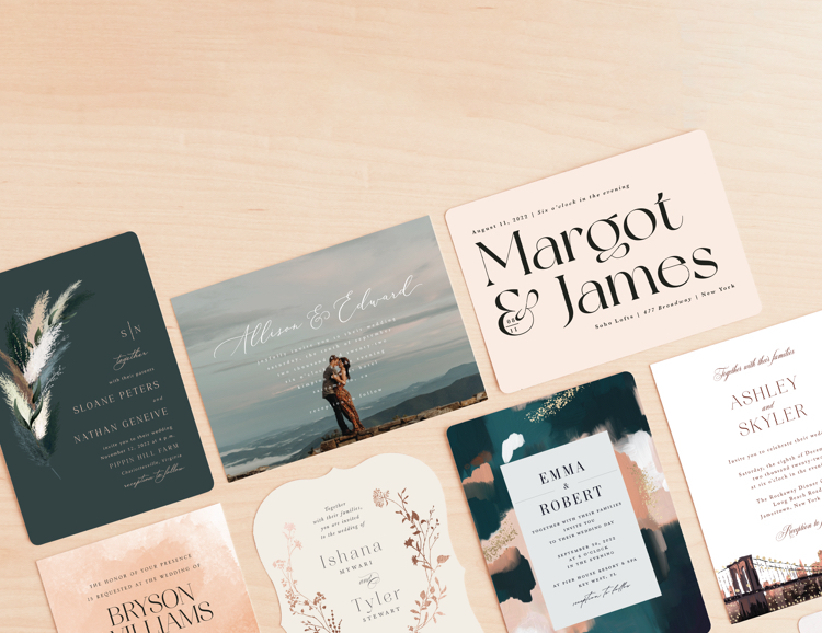Minted + BRIDES®: Our newest collaboration